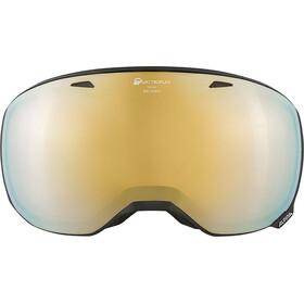 Alpina Big Horn QHM Goggles, zwart/oranje